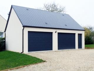 Les garages par Abridis